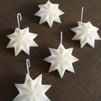 Small Christmas decoration star 3D Printing 119638