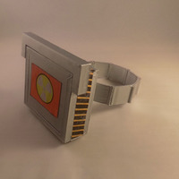 Small Space Storage Bracelet 3D Printing 119644