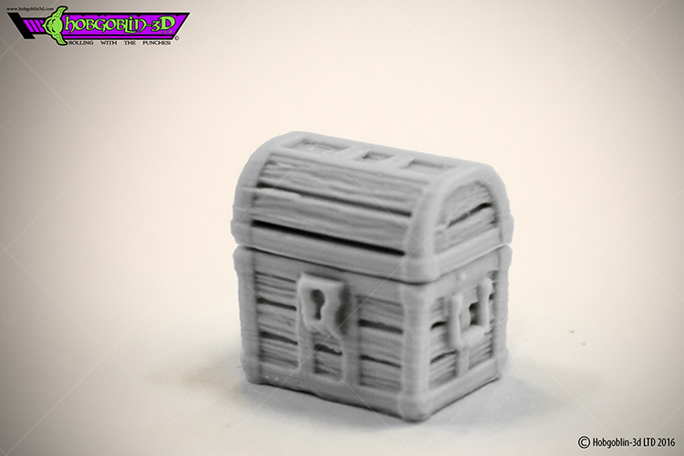 HG3D Dungeon Chest - 28mm 3D Print 119736