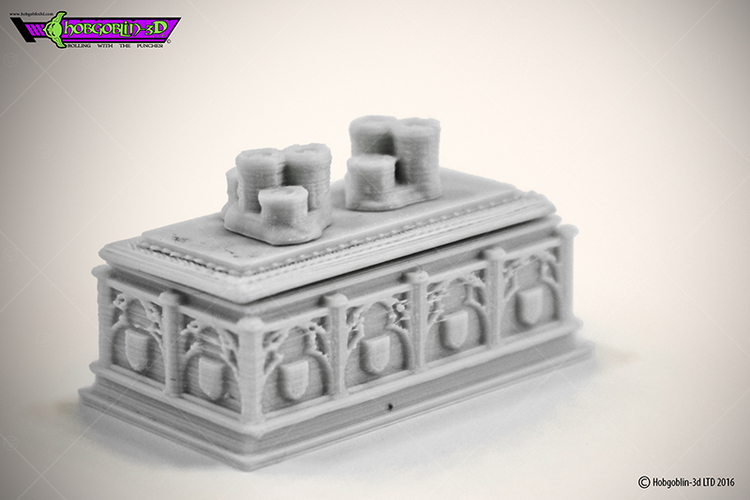 HG3D Worship Sarcophagus- 28mm 3D Print 119774