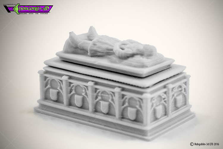 HG3D Worship Sarcophagus- 28mm 3D Print 119775