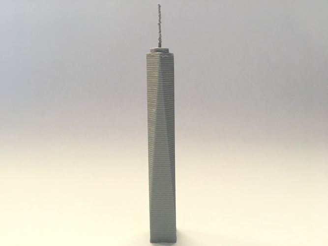 The One World Trade Center 3D Print 119802