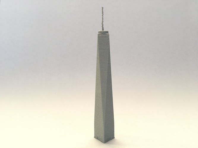 The One World Trade Center 3D Print 119803