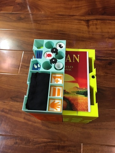Settlers of Catan Dual Extrusion Complete Original & 5-6 Player  3D Print 119826