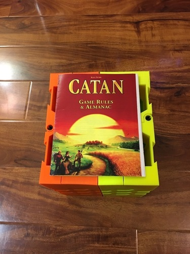 Settlers of Catan Dual Extrusion Complete Original & 5-6 Player  3D Print 119827