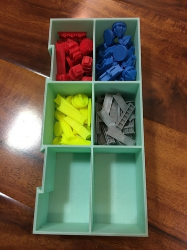 Settlers of Catan Dual Extrusion Complete Original & 5-6 Player  3D Print 119838