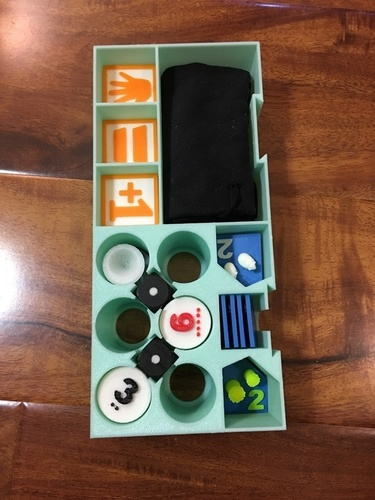 Settlers of Catan Dual Extrusion Complete Original & 5-6 Player  3D Print 119839