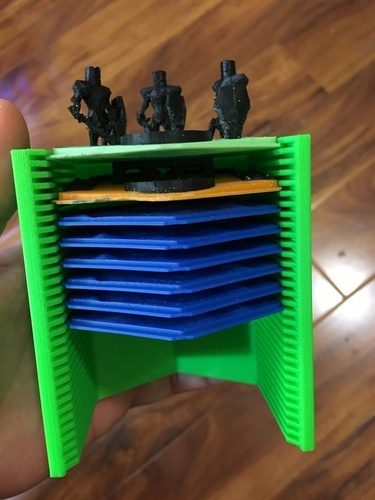 Settlers of Catan Dual Extrusion Complete Original & 5-6 Player  3D Print 119843