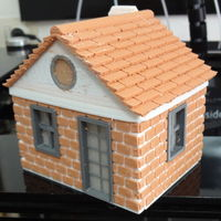 Small Home sweet home 3D Printing 120131