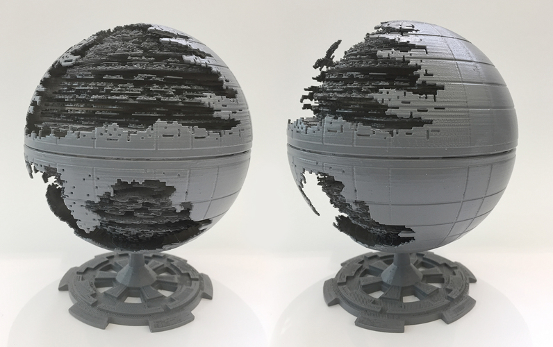 Star Wars Death Star 3D Print 120278