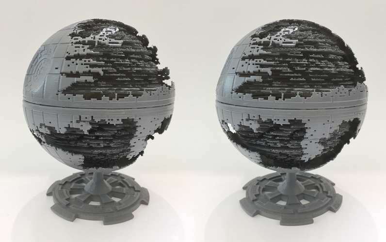 Star Wars Death Star 3D Print 120280