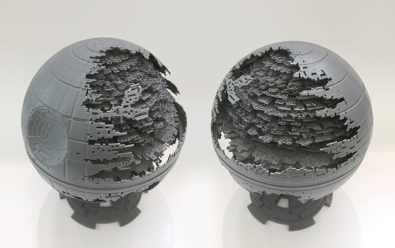 Star Wars Death Star 3D Print 120281