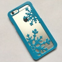 Small Snowflake iPhone 6/6s Case 3D Printing 120284