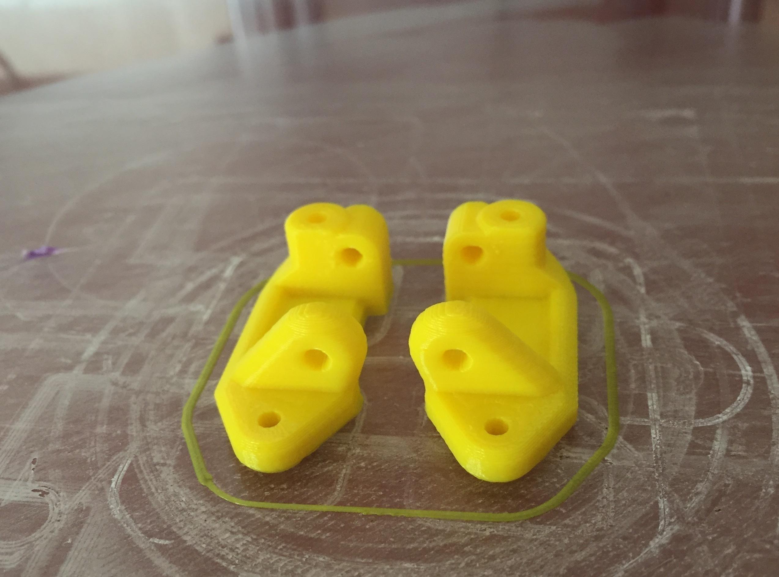3D Printed Traxxas Slash/Bandit/Rustler 2WD Parts by Adam