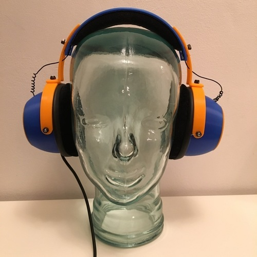"Tunable ""Open/Closed"" Headphones  3D Print 120870"