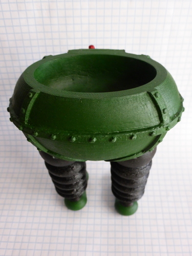 The Wrong Trousers - from Wallace and Gromit 3D Print 121042