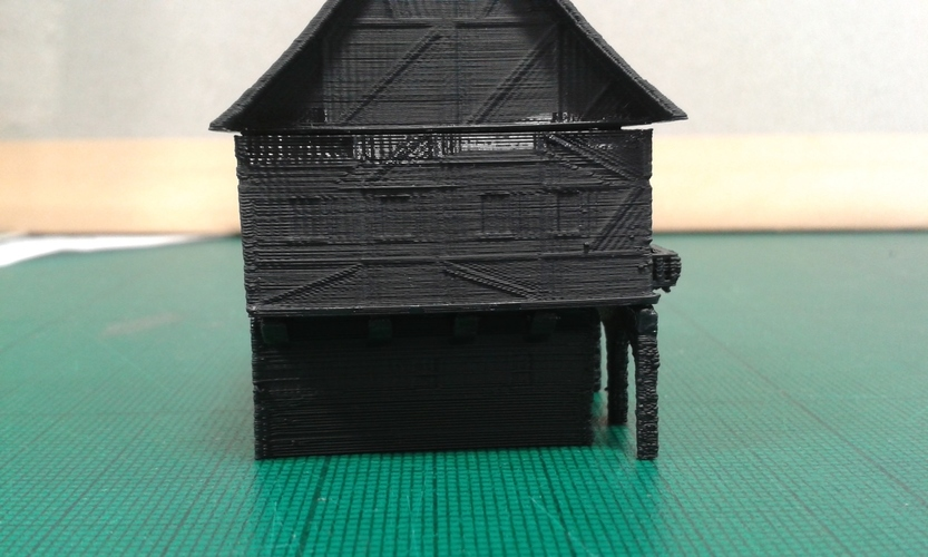 Another Tudor style house for Wargaming 3D Print 121858