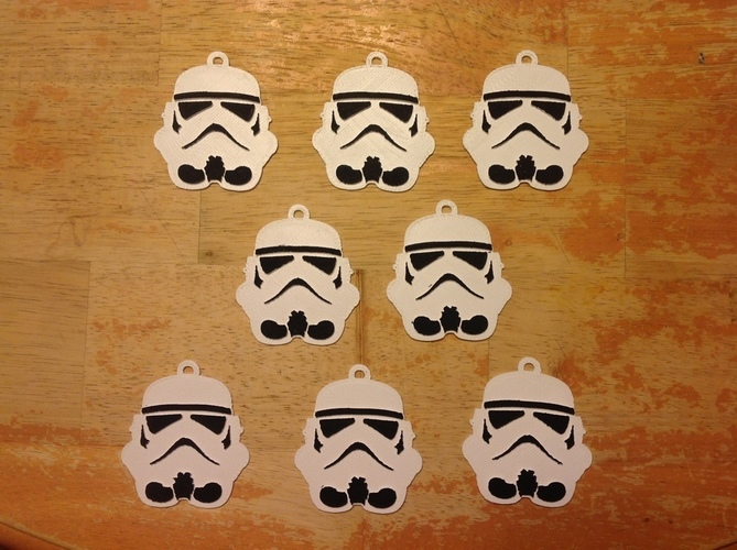 Disturbing.... STAR WARS MAD LIBS DECORATIONS 3D Print 122000