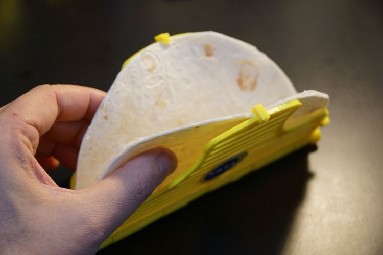 Tortilla Assist Device 3D Print 122375