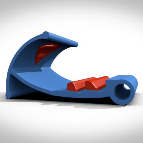 Superman support tablette/smartphone 3D Print 122732