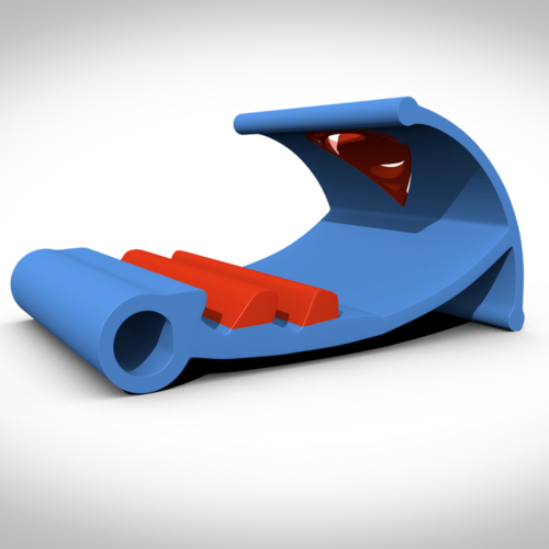 Superman support tablette/smartphone 3D Print 122733