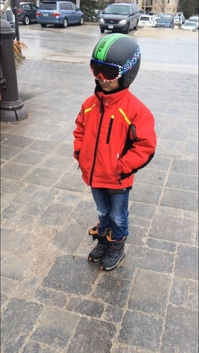 little boy  - after ski  3D Print 122786