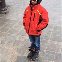 Small little boy  - after ski  3D Printing 122786