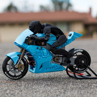 Small 2016 Suzuki GSX-RR MotoGP RC Motorcycle 3D Printing 122976