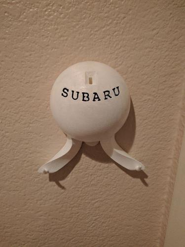 Subaru key holder 3D Print 123095