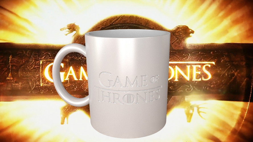 Game Of Thrones Arryn Coffee Mug 3D Print 123255