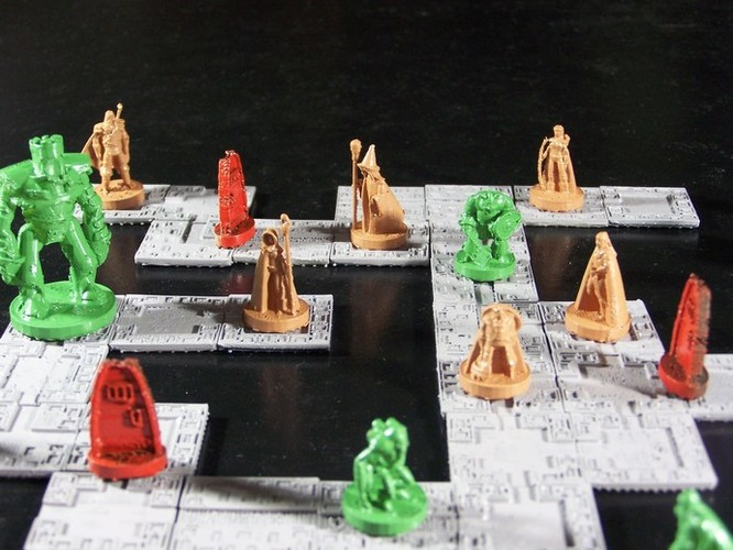 Pocket-Dungeons (Beta Version) 3D Print 1233