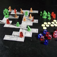Small Pocket-Dungeons (Beta Version) 3D Printing 1234