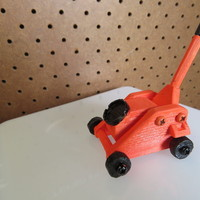 Small RC Jack 3D Printing 123429