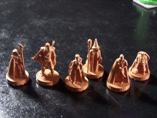 Pocket-Dungeons (Beta Version) 3D Print 1238