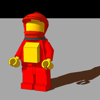 Small 2001: A Lego Odyssey 3D Printing 123820