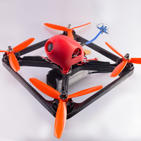 Small Viper X210 FPV Quadcopter Frame 3D Printing 123893