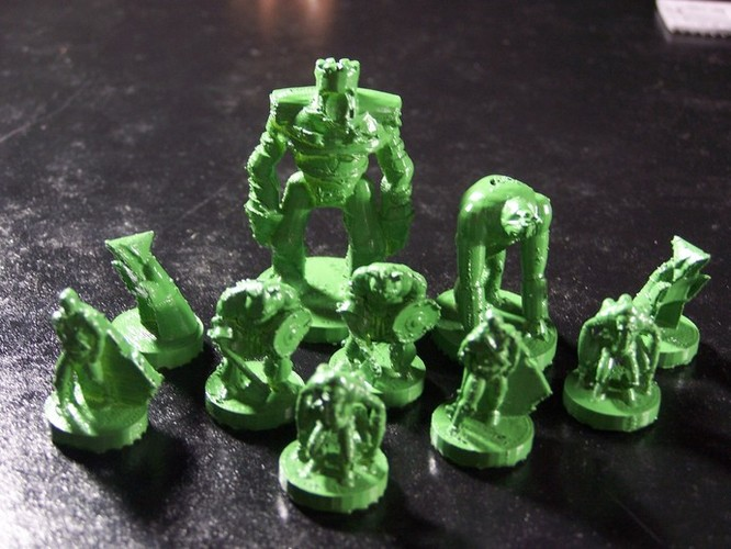 Pocket-Dungeons (Beta Version) 3D Print 1239