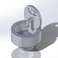 Small Space Sink 3D Printing 123903