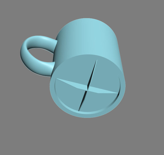 space_coffee_mug 3D Print 124160