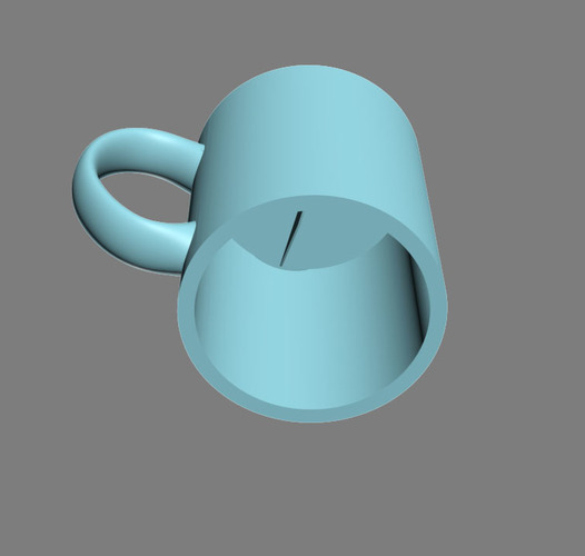 space_coffee_mug 3D Print 124162