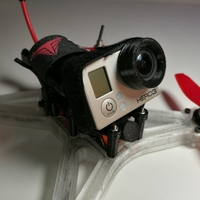 Small GoPro Lens Protector 3D Printing 124248