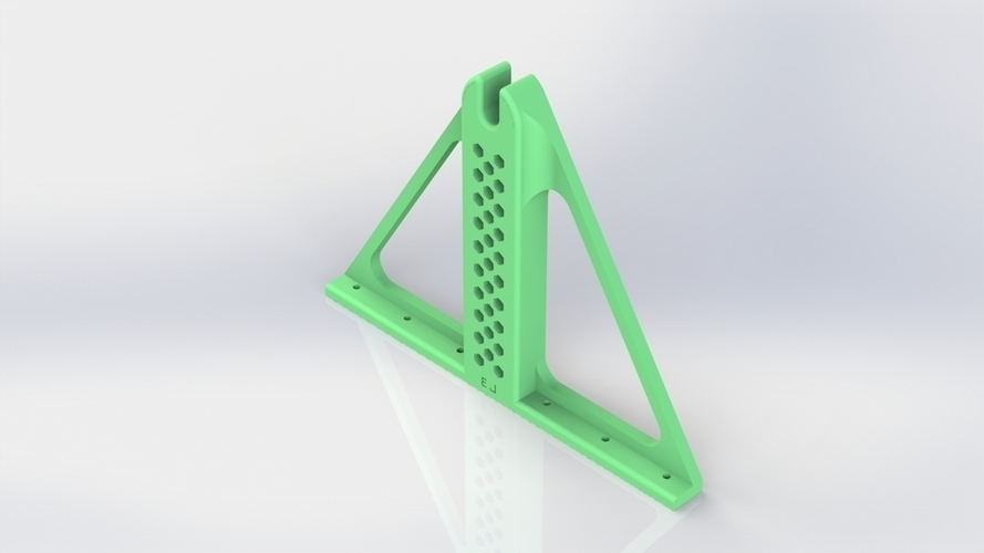 Spool Holder Stand 3D Print 124524