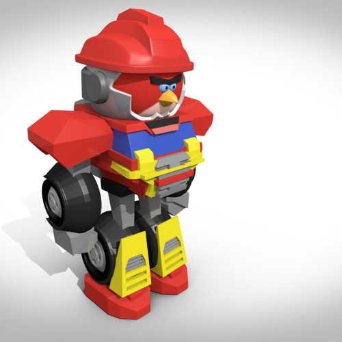 "FIGURINE TERENCE "" SENTINEL PRIME "" 3D Print 124585"