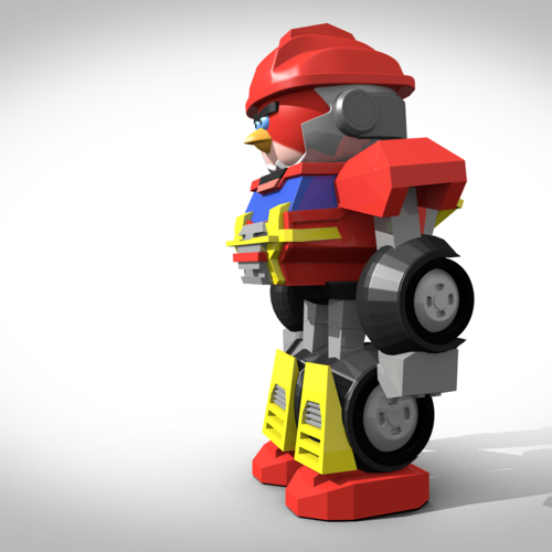 "FIGURINE TERENCE "" SENTINEL PRIME "" 3D Print 124586"