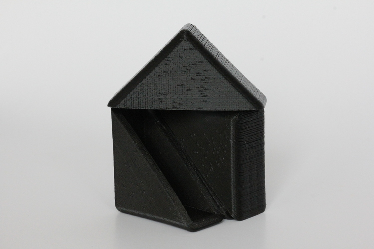 Protective corner for table [PARAMETRIC] 3D Print 124716