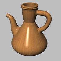 Small teapod-old 3D Printing 124724