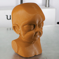 Small Creepy Baby Bust 3D Printing 124766
