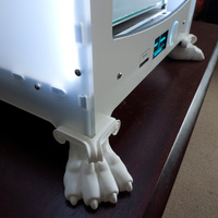 Small 3D Printer Feet  3D Printing 124810