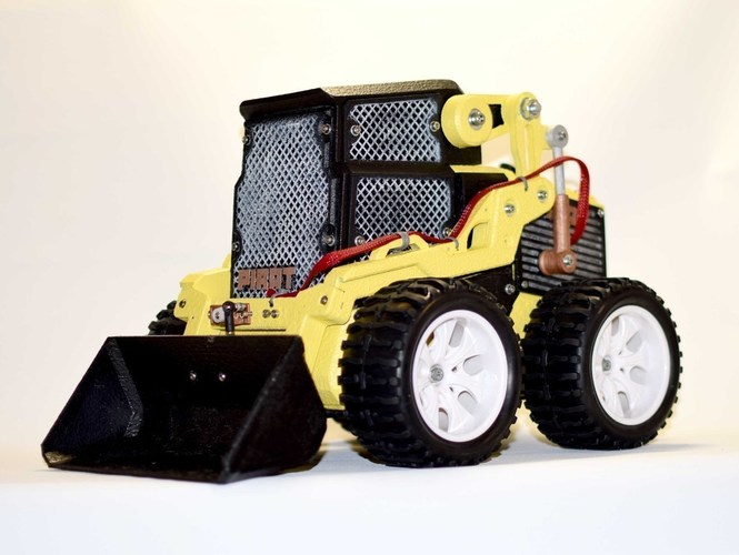 RC Mini Loader 3D Print 124938