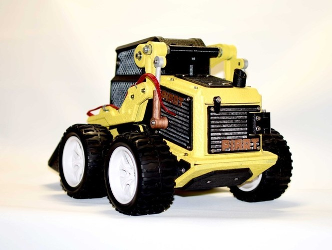 RC Mini Loader 3D Print 124940